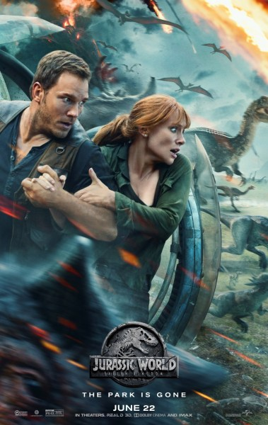 Jurassic World Fallen Kingdom Running