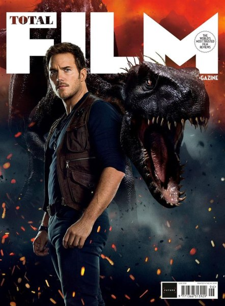 Jurassic World Fallen Kingdom Total Film