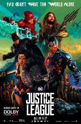 Justice LEague New Poster (2)