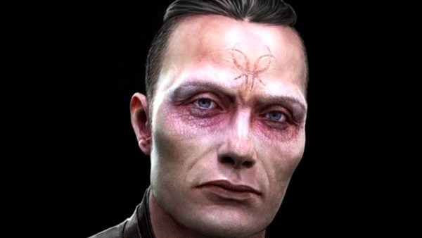 Kaecilius in Doctor Strange movie