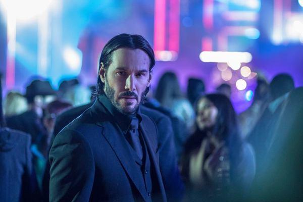 Keanu Reeves John Wick Chapter 2