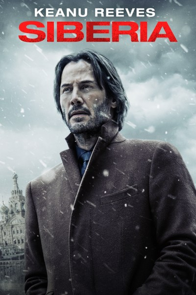 Keanu Reeves - Siberia Movie