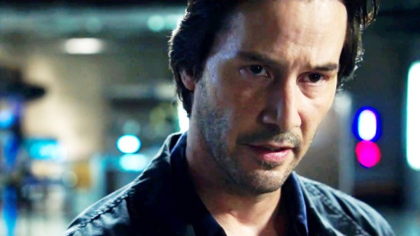 Keanu Reeves In Replicas (2018)