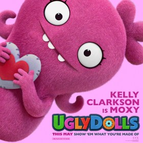 Kelly Clarkson Is Moxy UglyDolls