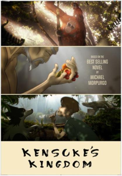 Kensuke's Kingdom Movie Poster