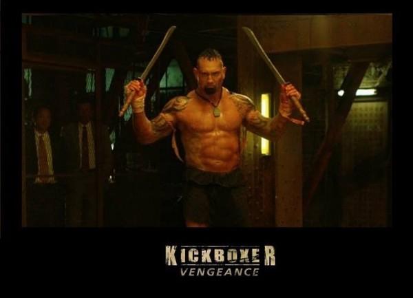 Kickboxer - Dave Bautista