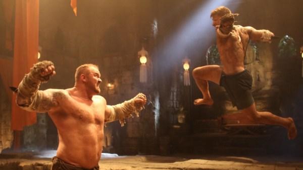Kickboxer Retaliation - Hafþór Júlíus Björnsson vs. Alain Moussi