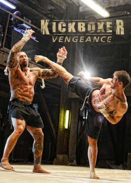 Kickboxer Vengeance movie poster