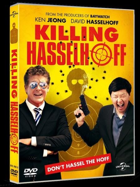 Killing Hasselhoff DVD Poster