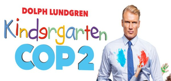 Kindergarten Cop 2 Movie