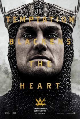 King Arthur Legend Of The Sword - Jude Law
