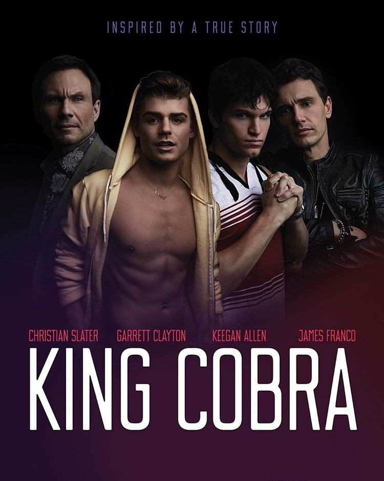 King Cobra James Franco