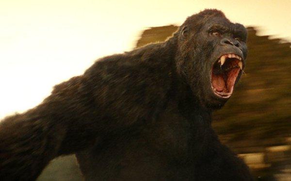 Kong Skull Island - The ultimate giant monster movie!