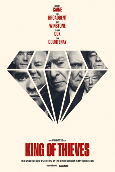 King Of Thieves Movie Poster