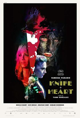 Knife + Heart Poster