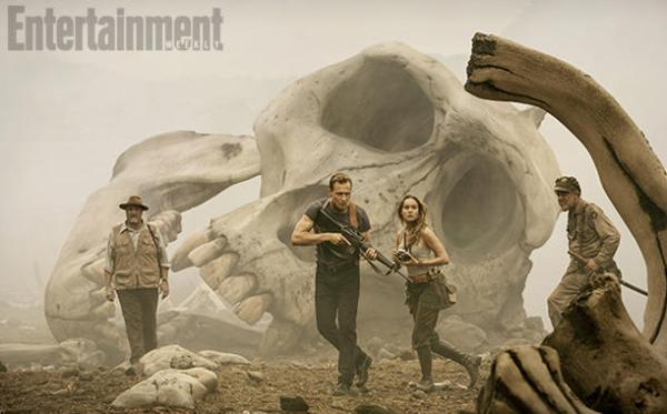 Kong Skull Island Movie - Official Picture