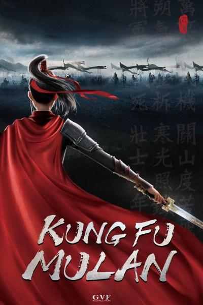 Kung Fu Mulan Movie Poster