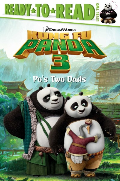Kung Fu Panda 3 - Po's Two Dads