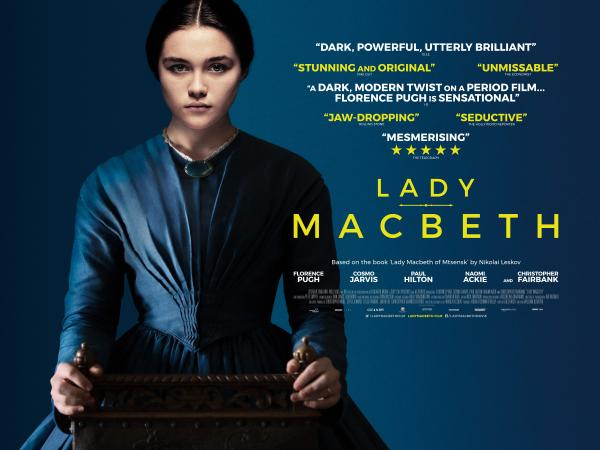 Lady Macbeth New Poster