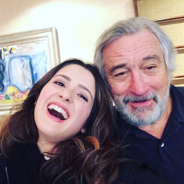 Laura Morana And Robert De Niro The War With Grandpa