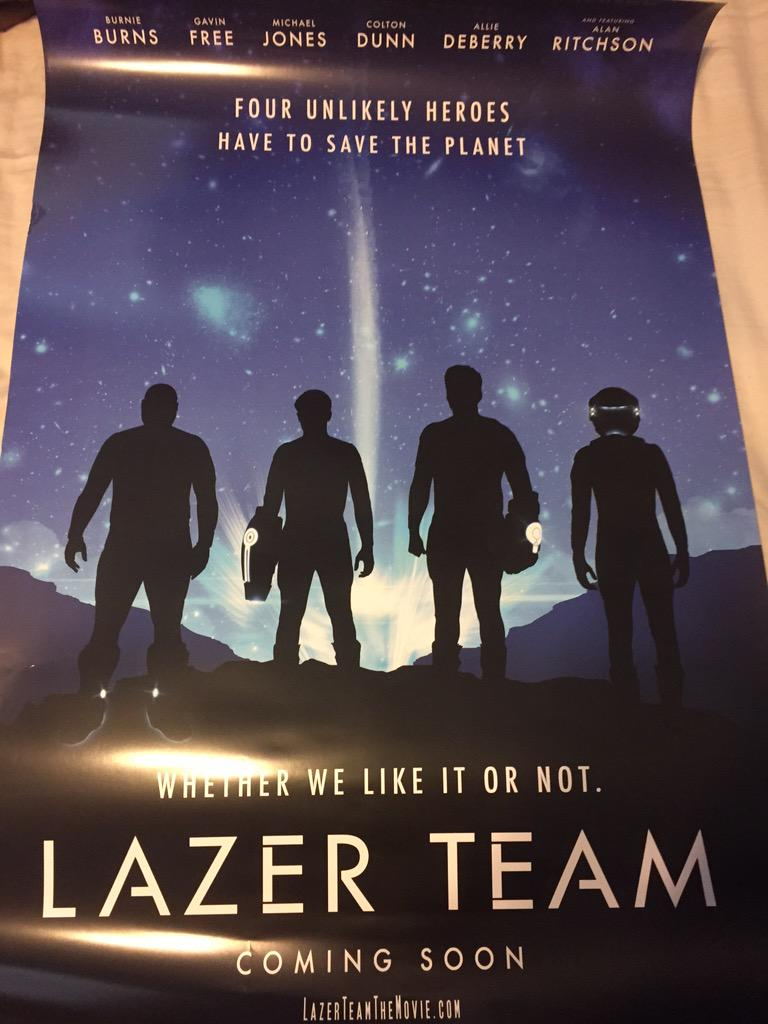 lazer team full free