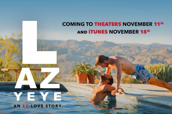 Lazy Eye Movie