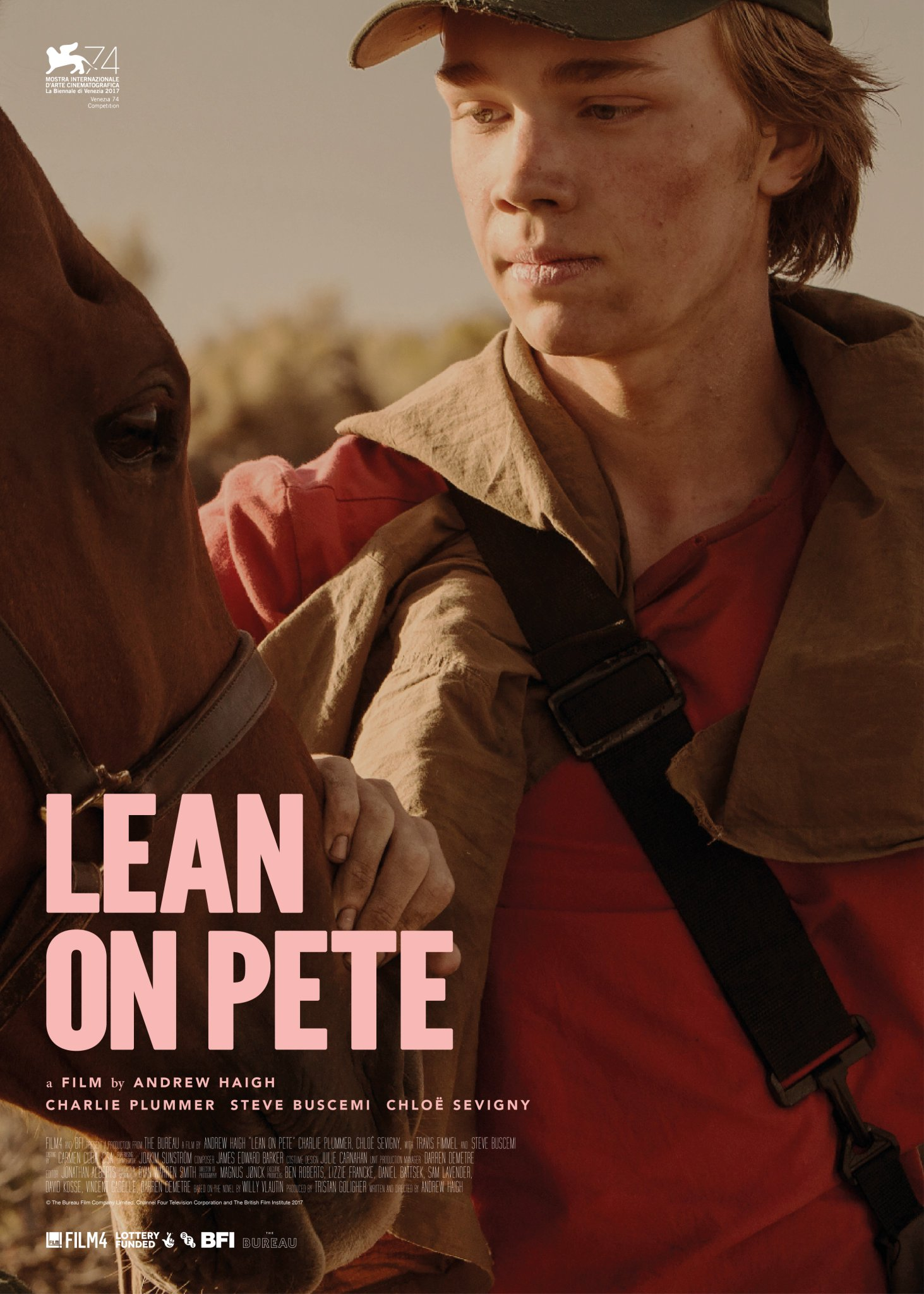 Image result for Lean on Pete movie 2017 trailer you tube