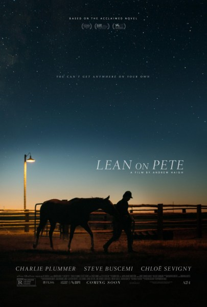 Lean On Pete New Poster