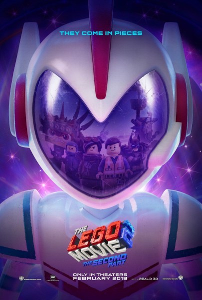 Lego 2 New Poster