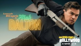 Leonardo DiCaprio Is Rick Dalton Once Upon A Time In Hollywood
