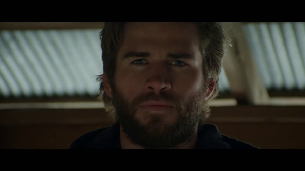 Liam Hemsworth Arkansas Movie