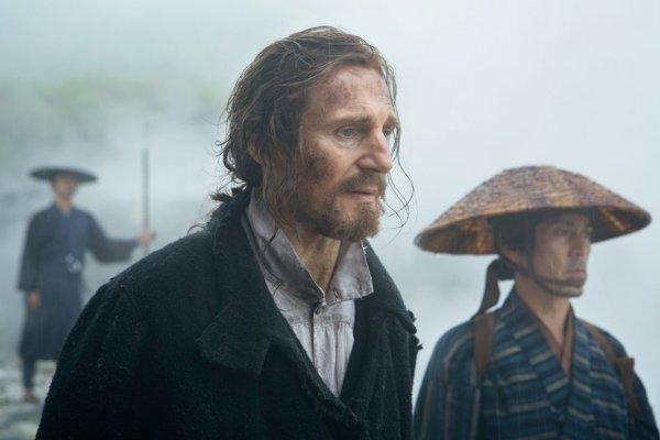 Liam Neeson - Silence Movie