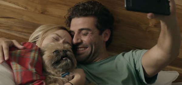 Life Itself Movie - Olivia Wilde and Oscar Isaac