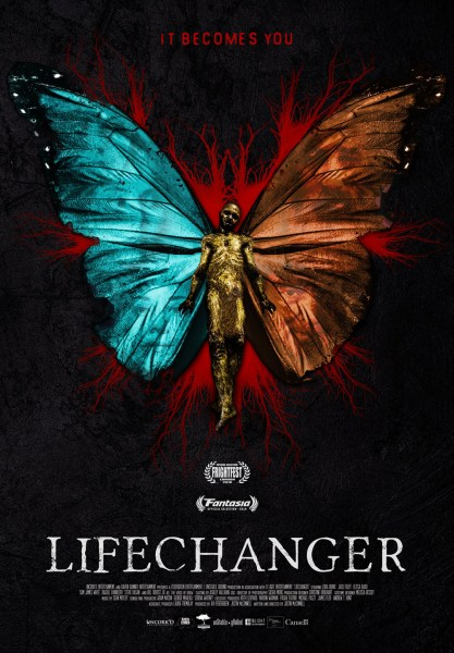 Lifechanger Mvoie Poster