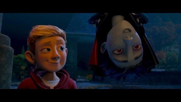 The Little Vampire 3D Film