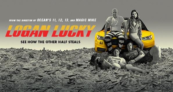 Logan Lucky movie 2017
