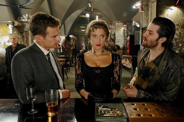 London Fields movie