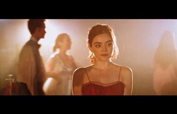 Lucy Hale The Dude Movie