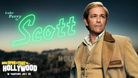 Luke Perry Is Scott Once Upon A Time In Hollywood