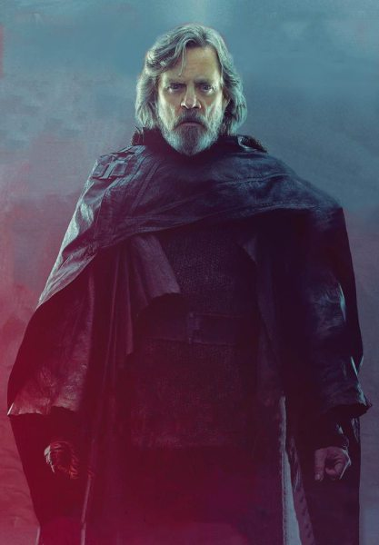 Luke Skywalker Star Wars The Last Jedi