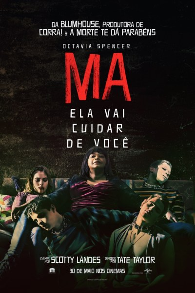 Ma Brazil Poster
