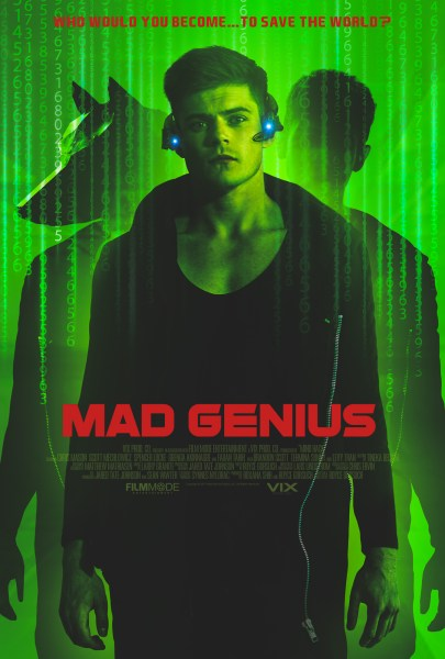 Mad Genius Movie New Poster