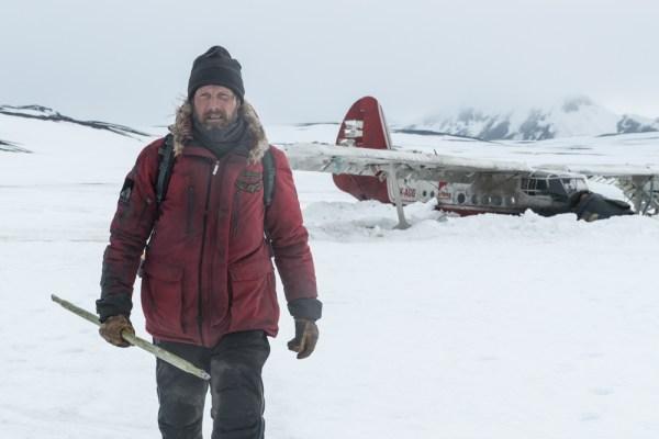 Mads Mikkelsen Arctic Movie