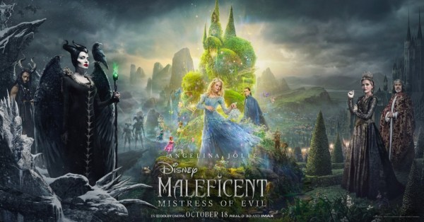 Maleficent 2 Film Poster