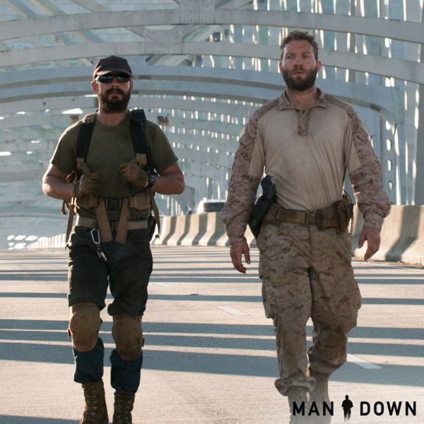 Man Down Movie - December 2016