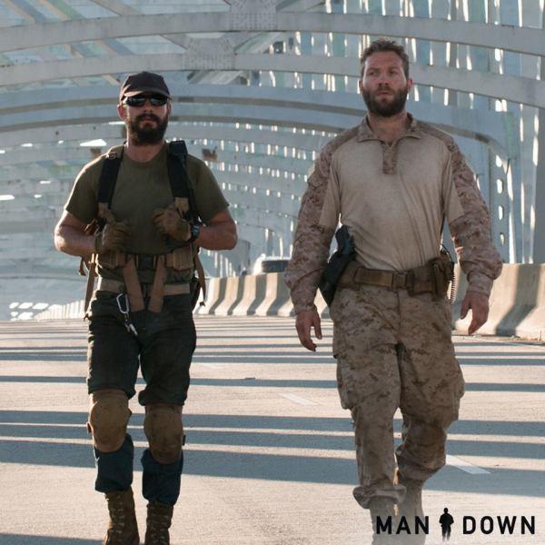 Man Down Movie - December 2016