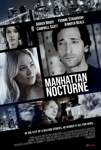 Manhattan Night - Manhattan Nocturne
