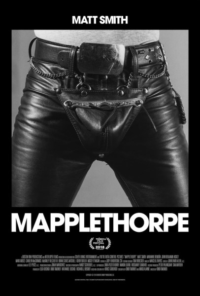 Mapplethorpe Movie Poster