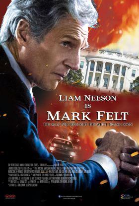 Mark Felt Philippines Poster