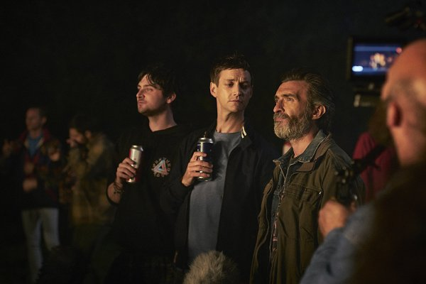 Mark O'Halloran, Emmet Kirwan, Jj Rolfe, And Liam Heslin In Dublin Oldschool (2018)